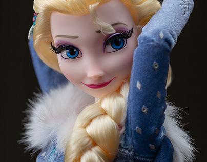 "Elsa 17"" Olaf's Frozen Adventure Doll: Honeymoon Album"