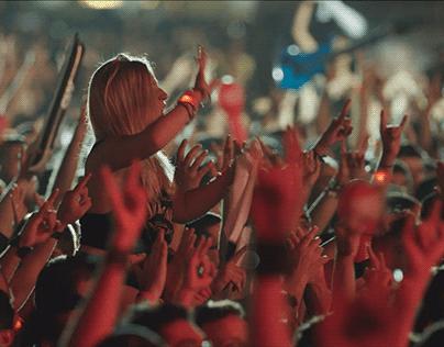 Rock in Rio | Anúncio Bandas 2019