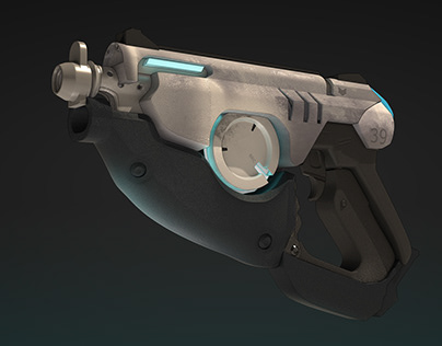 Overwatch - weapon