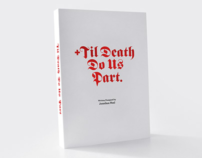 """Til Death Do Us Part"" | Obsessions Book"
