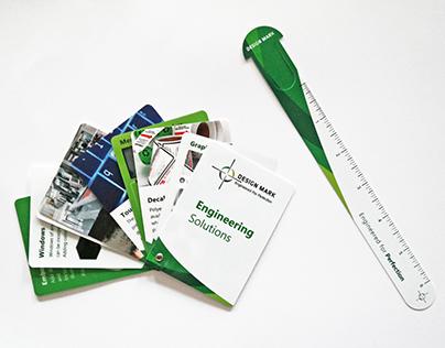 Engineering Solutions Fan Fold & Ruler