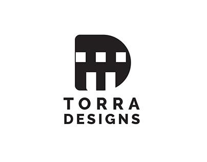 Modern, Sleek, Simple Negative Space Logo