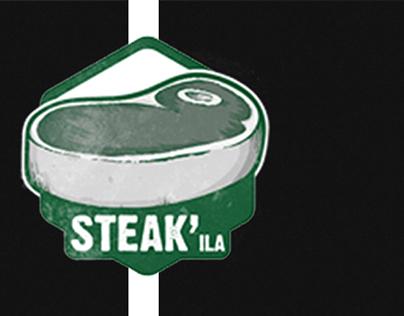 Steak'ila