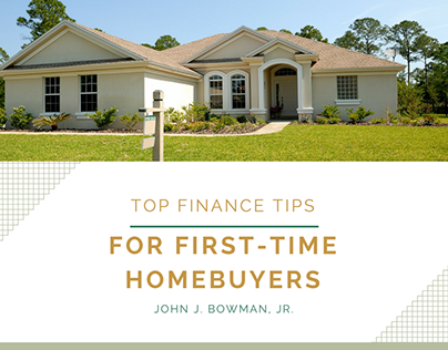 Top Finance Tips for First-Time Homebuyers
