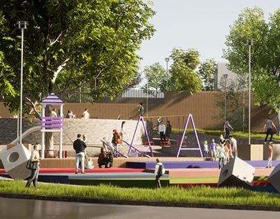 Park - Lomas del Mirador (2019)