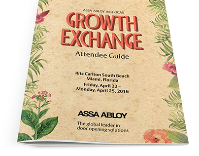 2016 ASSA ABLOY Americas Growth Exchange