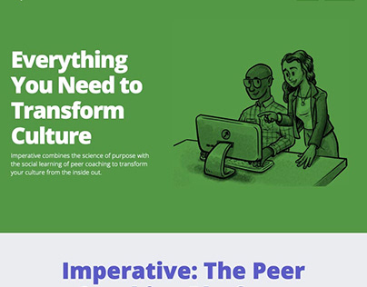 Imperative Website Spot Illustrations