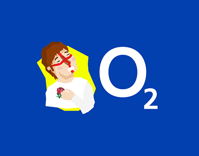 O2 Rugby World Cup Facebook Stickers