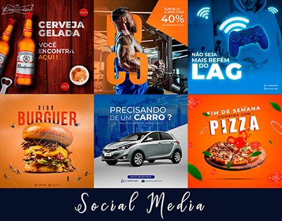 Designer para Social Media 2021