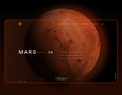 User interface inspirations