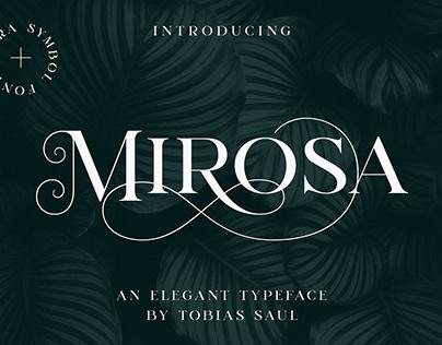 MIROSA Font