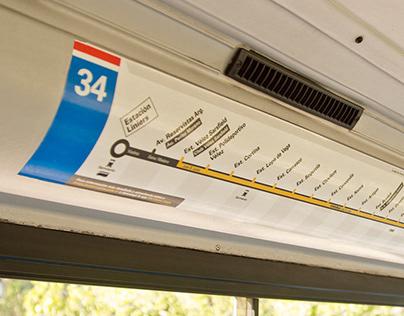 Buenos Aires Bus Diagrams