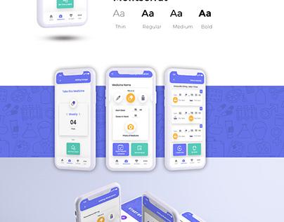 Medication Mobile App