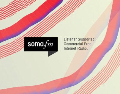 Soma Fm — Identity