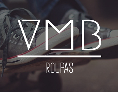 UI/UX Design   App VMB Roupas