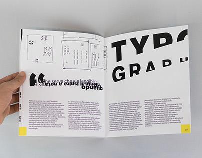 Wolfgang Weingart | Editorial Design