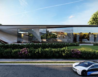Parametric house Design