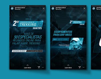 Congresso de Trekking - Web and Social Media
