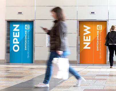 Robert Gordon University: Switch Online OOH Advertising