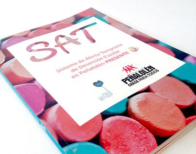Art Direction and Book Design   Municipalidad Peñalolén