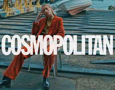 Cosmopolitan - October