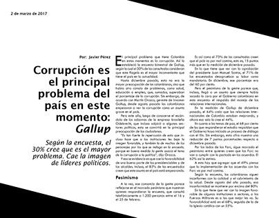 Artículo Corrupción