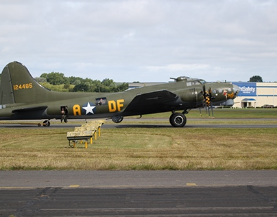World war 2 Aircrafts @FIA16
