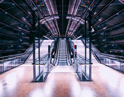 U4 Station Elbbrücken