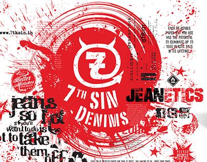 7th SIN Denims