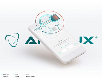 Artilux ─ 官方網站