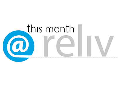This Month @ Reliv Newsletters 2018