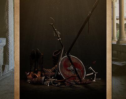 Warkânu Weaponry