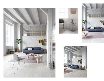 Last Day in Summer with Muuto brand