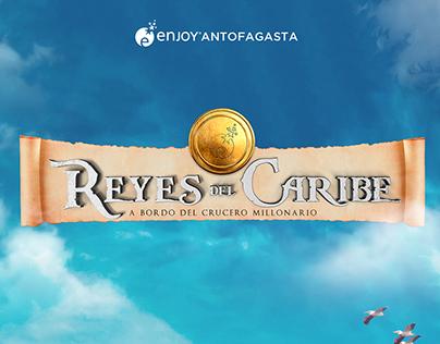 Reyes del Caribe - Enjoy Antofagasta