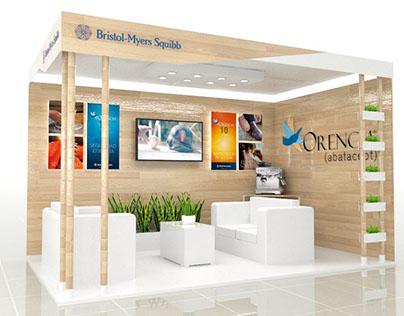 Stand - BMS - Congreso de Reumatología