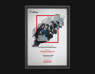 Leadership Program Poster
