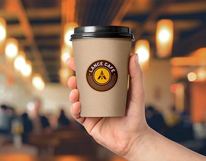 Lance Café • Branding