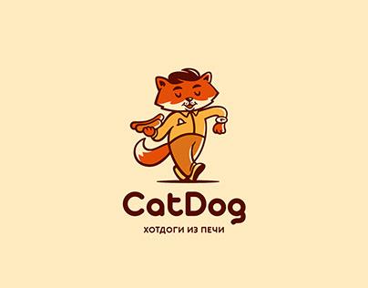 Logoholics | CatDog