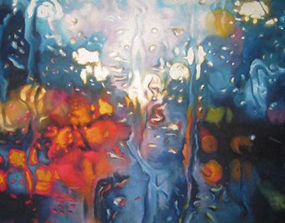 Paisaje abstracto
