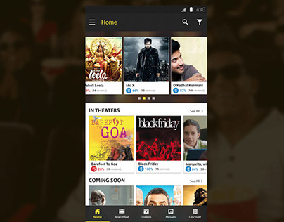 Movie Android App