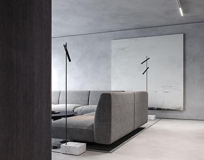 I.083 - Apartment interior design