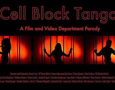 [Video] Cell Block Tango (A Film and Video dept Parody)