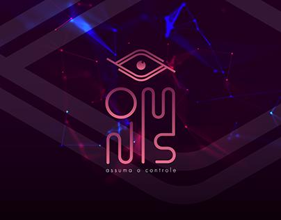 Omnis - Projeto de Humanização, Branding, Naming e Idv.