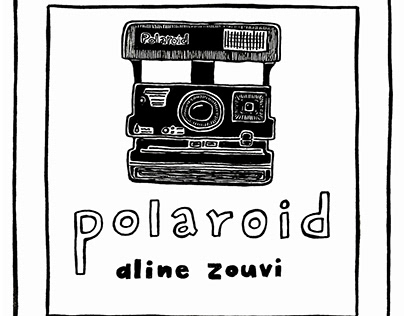 Zine | Polaroid - HQ, 32 páginas, independente