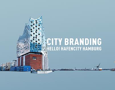 Hamburg HafenCity Branding