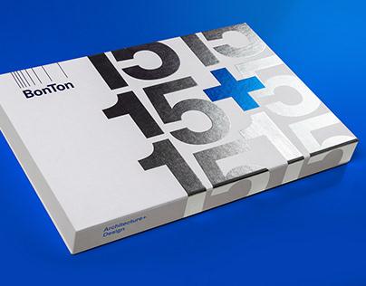 BonTon 15th Anniversary branding