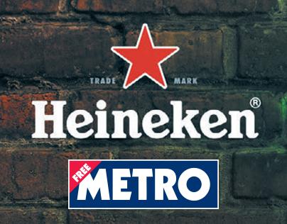 Metro Heineken London Unlocked