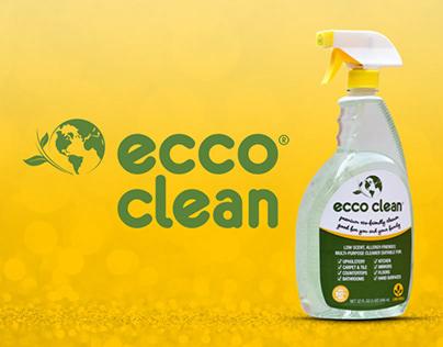 Ecco Clean Package Design