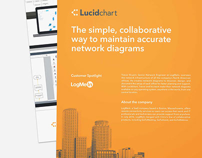 Lucidchart Sales Collateral