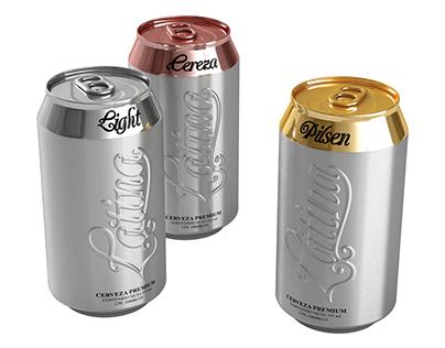 Cerveza Latina, Branding, Tesis de Grado.
